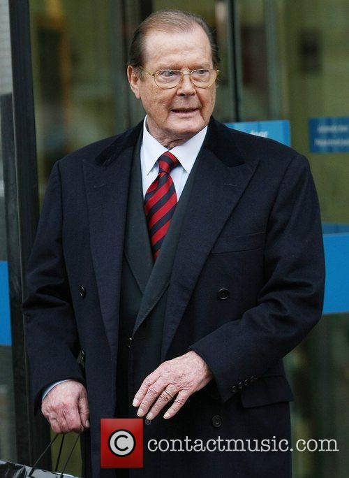 Roger Moore and ITV Studios 1