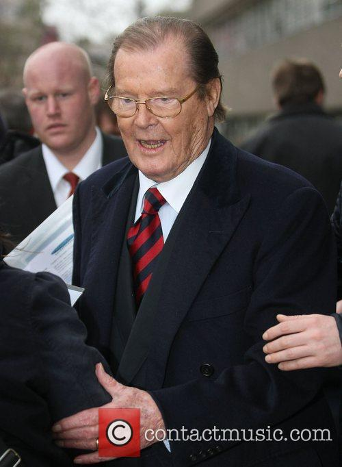 Roger Moore and ITV Studios 6