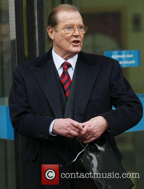 Roger Moore and Itv Studios 8