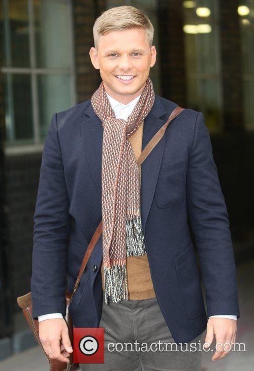 Jeff Brazier at the ITV studios  London,...