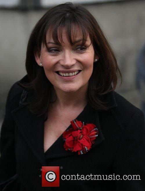 Lorraine Kelly and Itv Studios 5