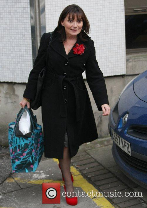 lorraine kelly at the itv studios london 3720132