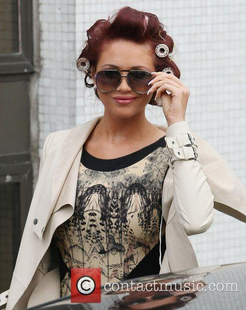 Amy Childs and Itv Studios 7