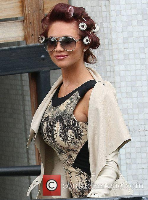 Amy Childs and Itv Studios 8