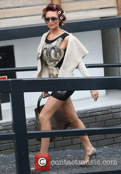 Amy Childs and Itv Studios 9