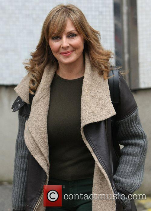 carol vorderman at the itv studios london 4173625