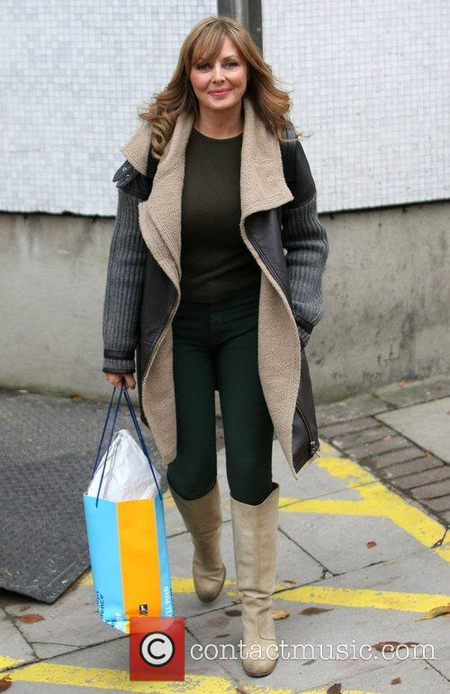 carol vorderman at the itv studios london 4173628