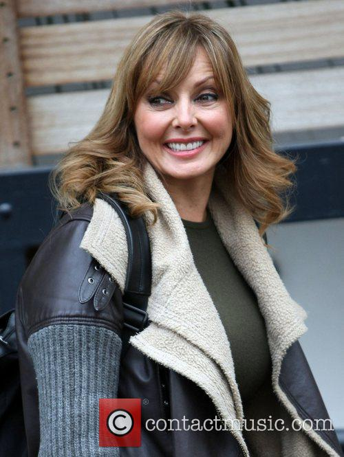 carol vorderman at the itv studios london 4173630