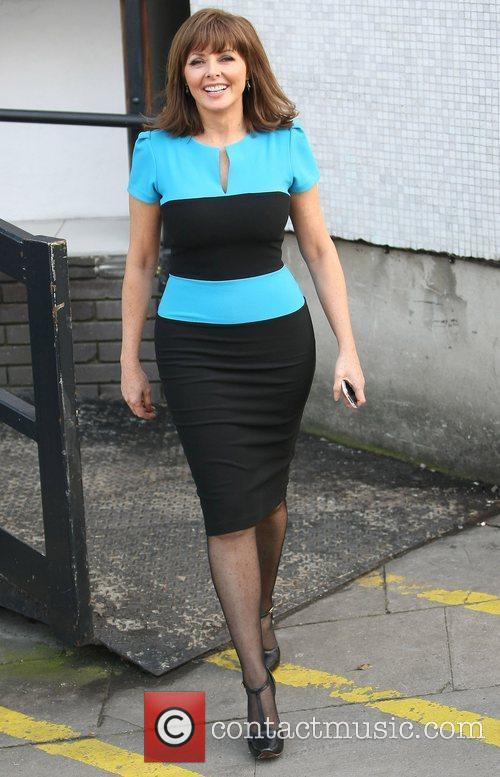Carol Vorderman and Itv Studios 8