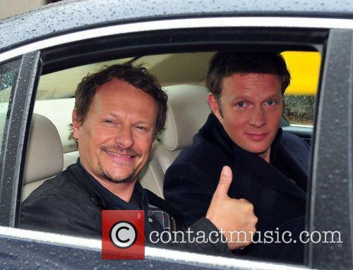 Neil Stuke, Rupert Penry-jones and Itv Studios