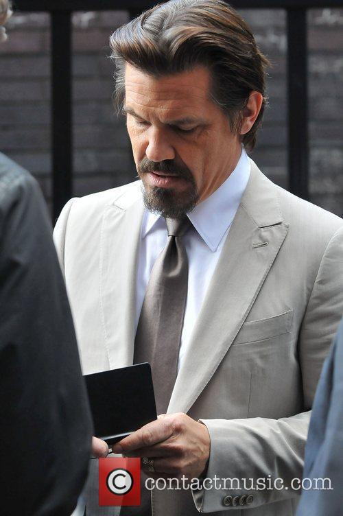 Josh Brolin and Itv Studios 8