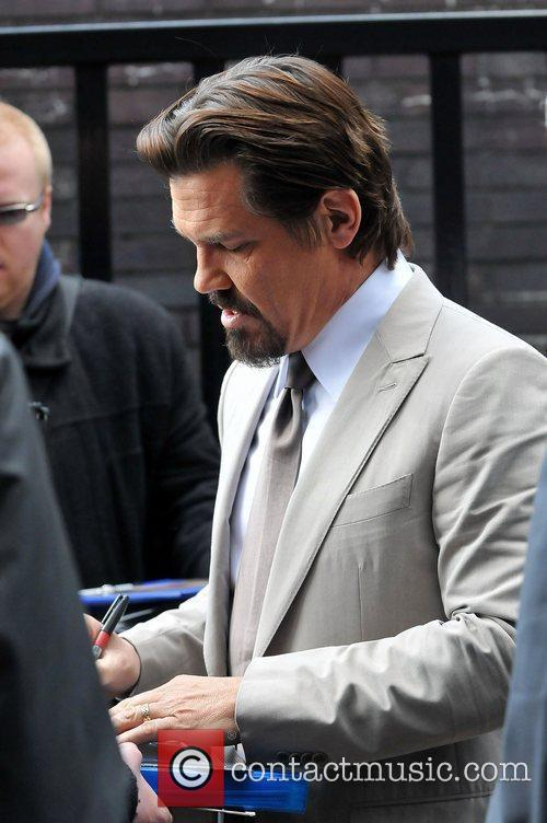 Josh Brolin and Itv Studios 9