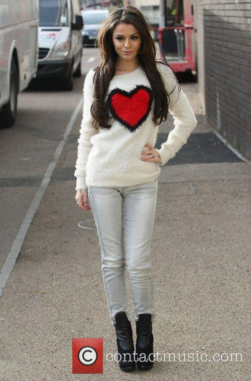 Cher Lloyd and Itv Studios 3