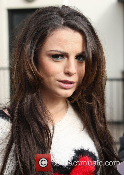 Cher Lloyd and Itv Studios 5