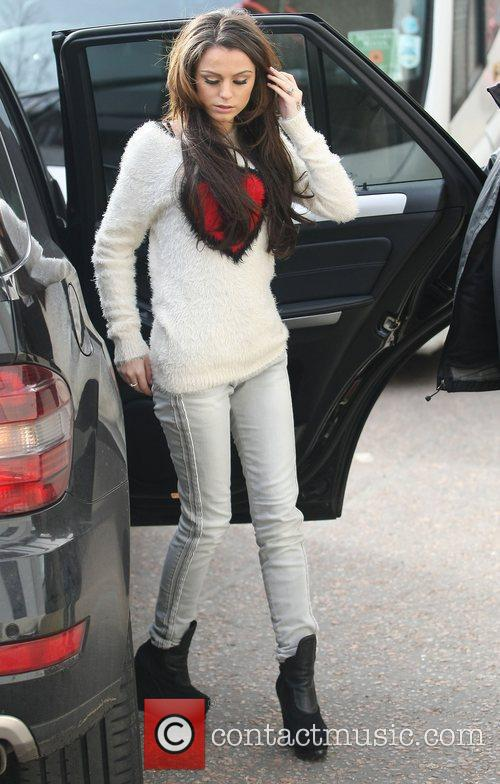 Cher Lloyd and Itv Studios 6