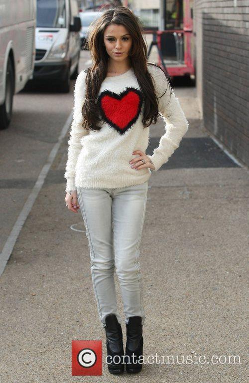 Cher Lloyd and Itv Studios 7