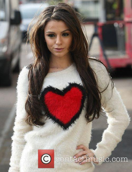 Cher Lloyd and Itv Studios 10