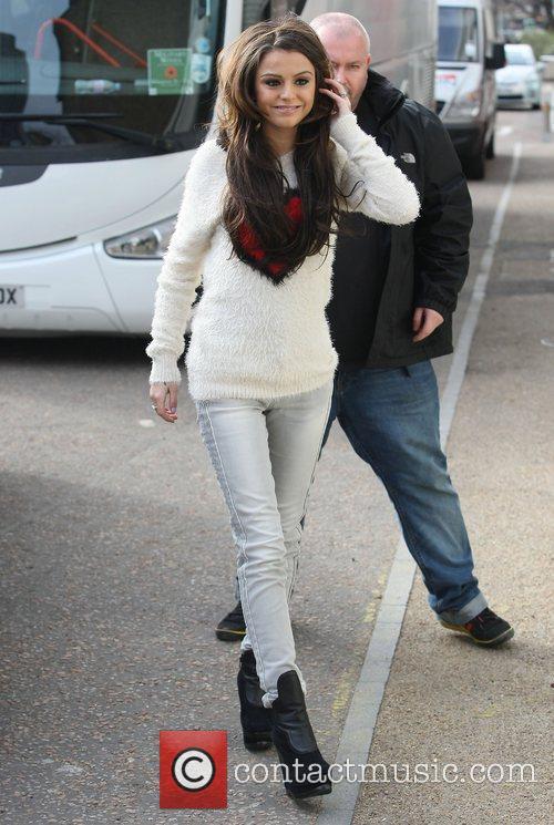 Cher Lloyd and Itv Studios 11