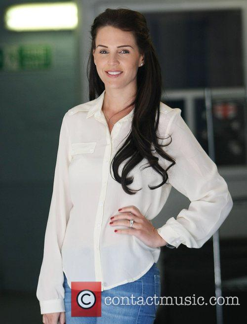 Danielle Lloyd and Itv Studios 2