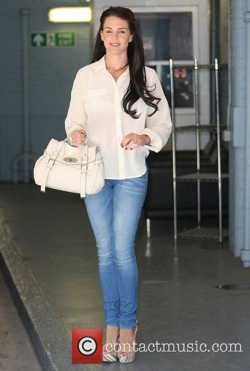Danielle Lloyd and Itv Studios 3