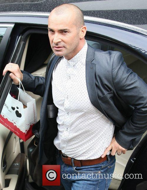 Louie Spence and Itv Studios 5