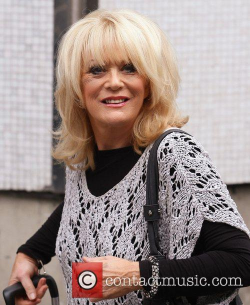 Sherrie Hewson at the ITV studios  London,...