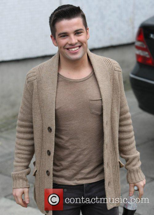 Joe Mcelderry and Itv Studios 4