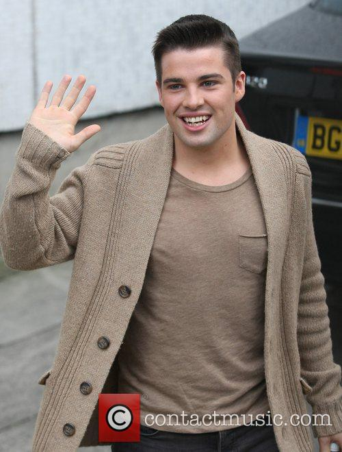 Joe Mcelderry and Itv Studios 2