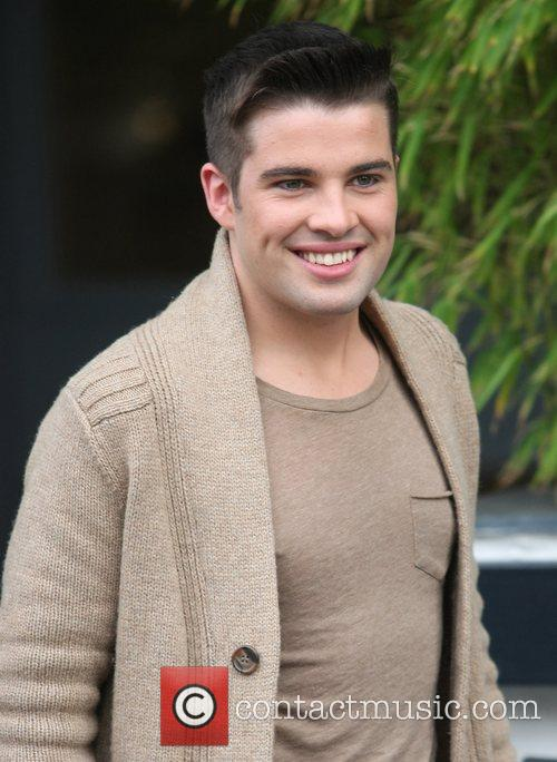 Joe Mcelderry and Itv Studios 5