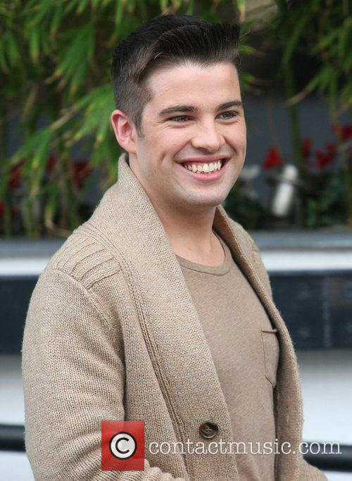 Joe Mcelderry and Itv Studios 3
