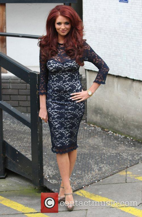 Amy Childs and Itv Studios 11