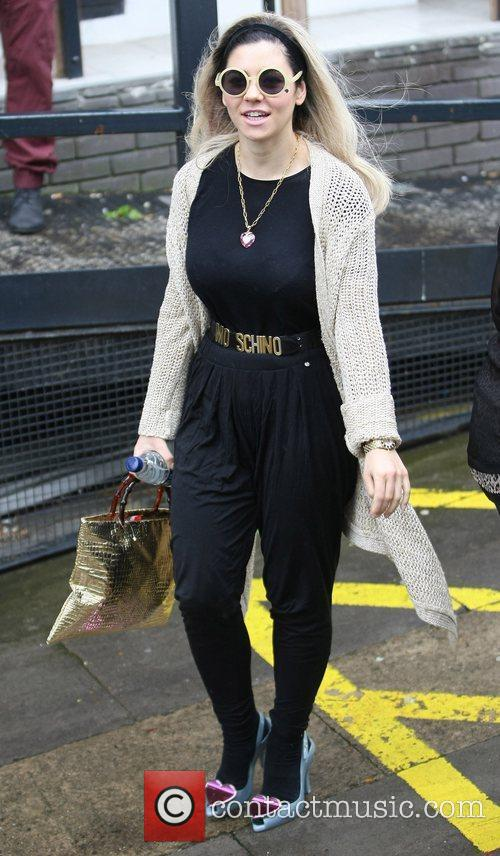 Marina Diamandis, Marina and the Diamonds and ITV Studios 2