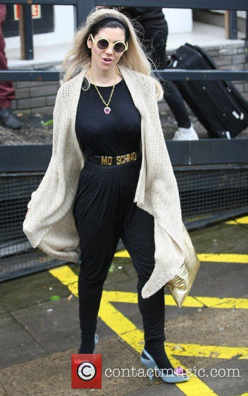 Marina Diamandis, Marina and the Diamonds, ITV Studios