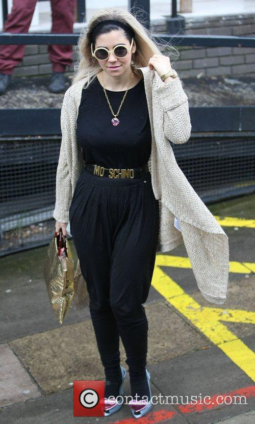 Marina Diamandis, Marina and the Diamonds and ITV Studios 6