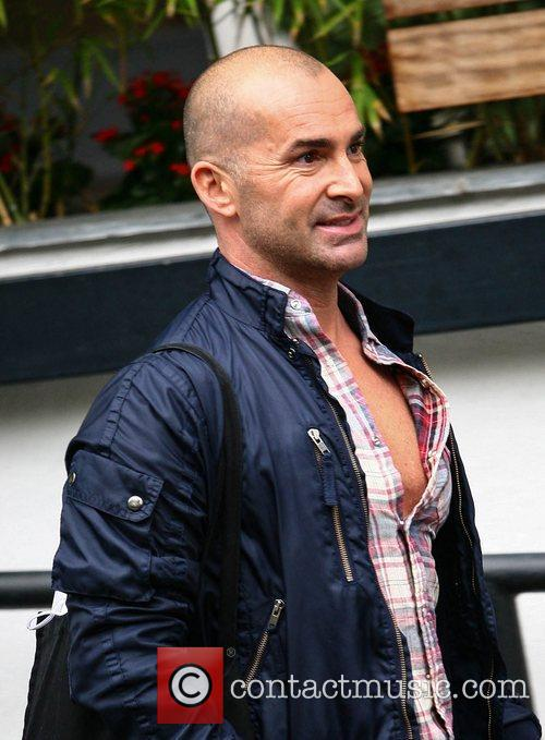 Louie Spence and Itv Studios 3