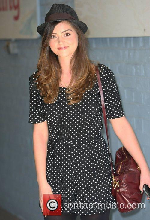 Jenna-louise Coleman and Itv Studios 8