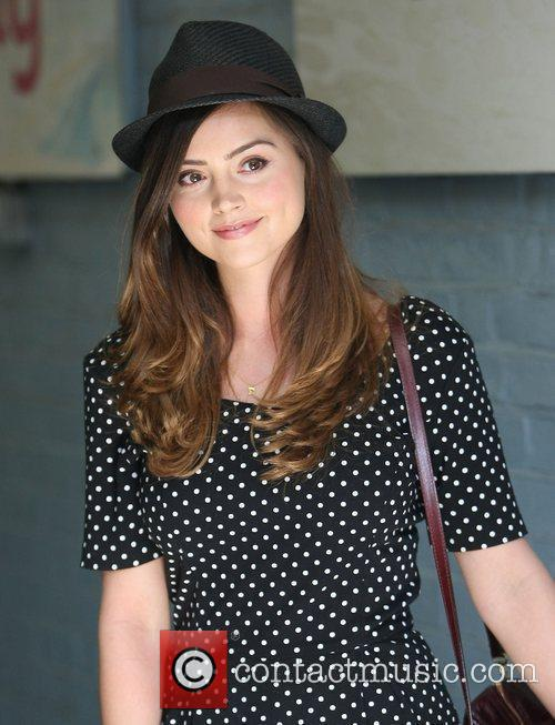 Jenna-louise Coleman and Itv Studios 11