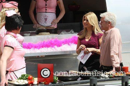 Holly Willoughby, Phillip Schofield and Itv Studios 2