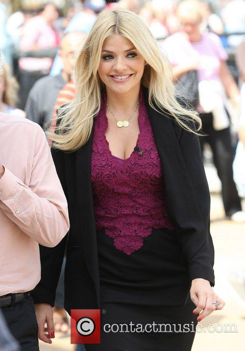 Holly Willoughby and Itv Studios 10