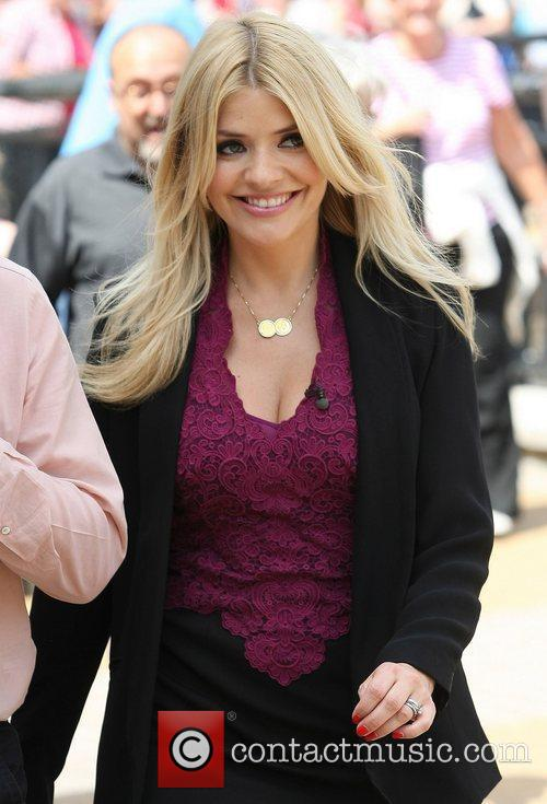 Holly Willoughby and Itv Studios 11