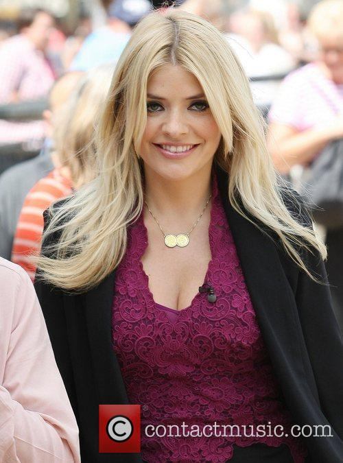 Holly Willoughby and ITV Studios 8