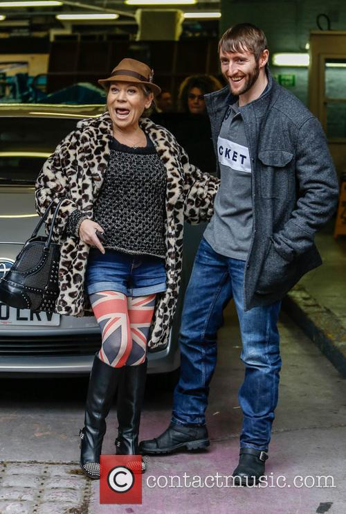 Tina Malone and Paul Chase 6