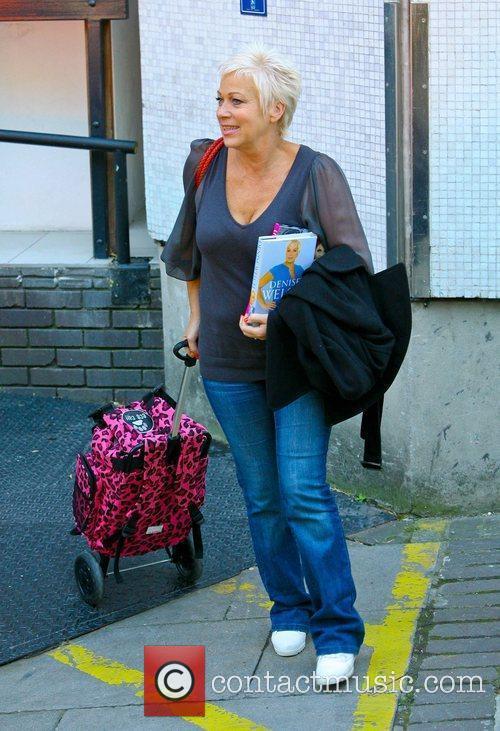 Leaving the ITV Studios
