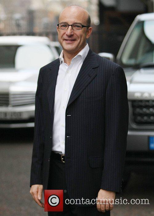 Paul McKenna at the ITV studios London, England