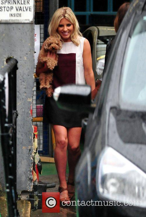 Mollie King and Itv Studios 1