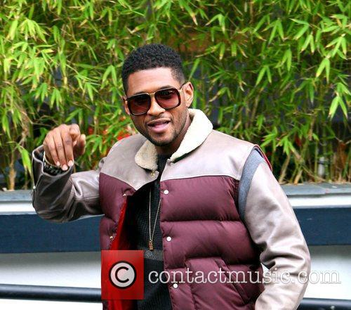 Usher, London, England, Mandatory and Itv Studios 7