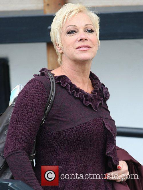 Denise Welch and Itv Studios 3