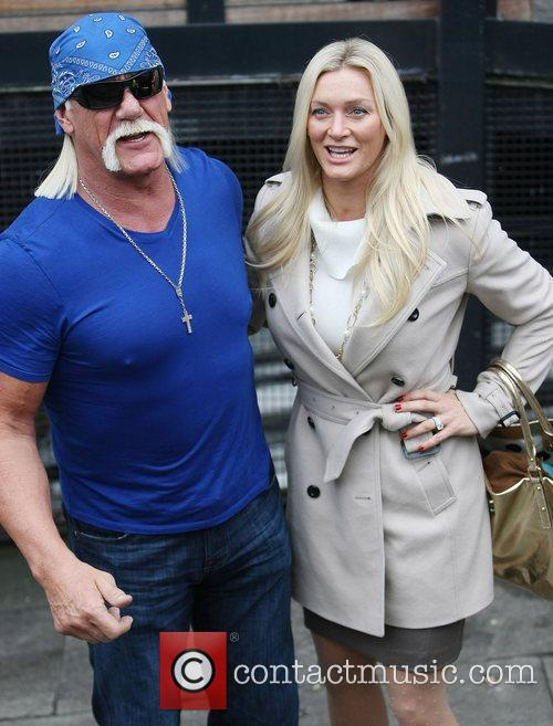 Hulk Hogan, Brooke Hogan and Itv Studios 2