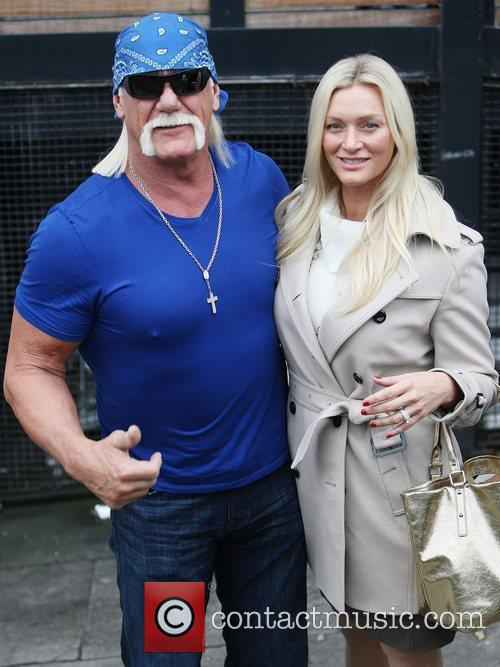 Hulk Hogan, Brooke Hogan and Itv Studios 3