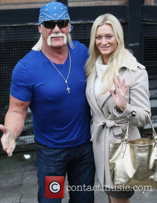 Hulk Hogan, Brooke Hogan and Itv Studios 4